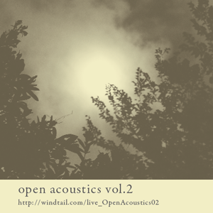 open acoustics vol.2
